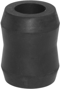 014-11-004-A Hourglass mounting bushing  0.6 x 1.5