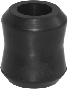 014-11-003-A Hourglass mounting bushing 0.6 x 1.25