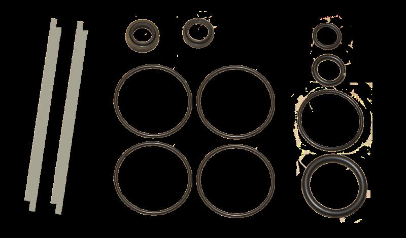 Fox Ø2 0 Series 5/8 Shaft Rebuild Kit (Seal Kit)